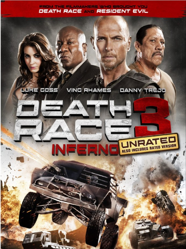 Death Race: Inferno - AIM Movies & Series