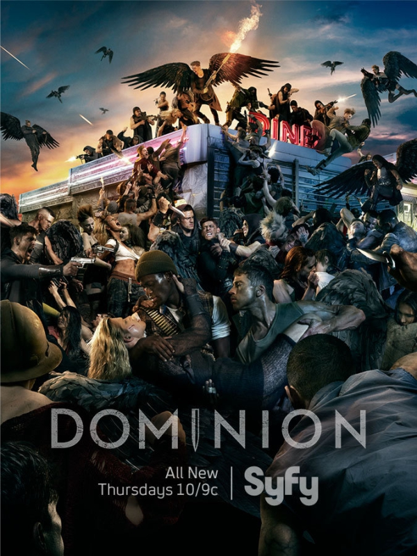 Dominion - AIM Movies & Series